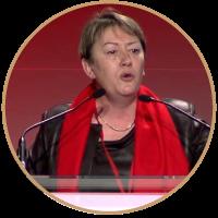 Hélène FAUVEL : Représentante du groupe au bureau